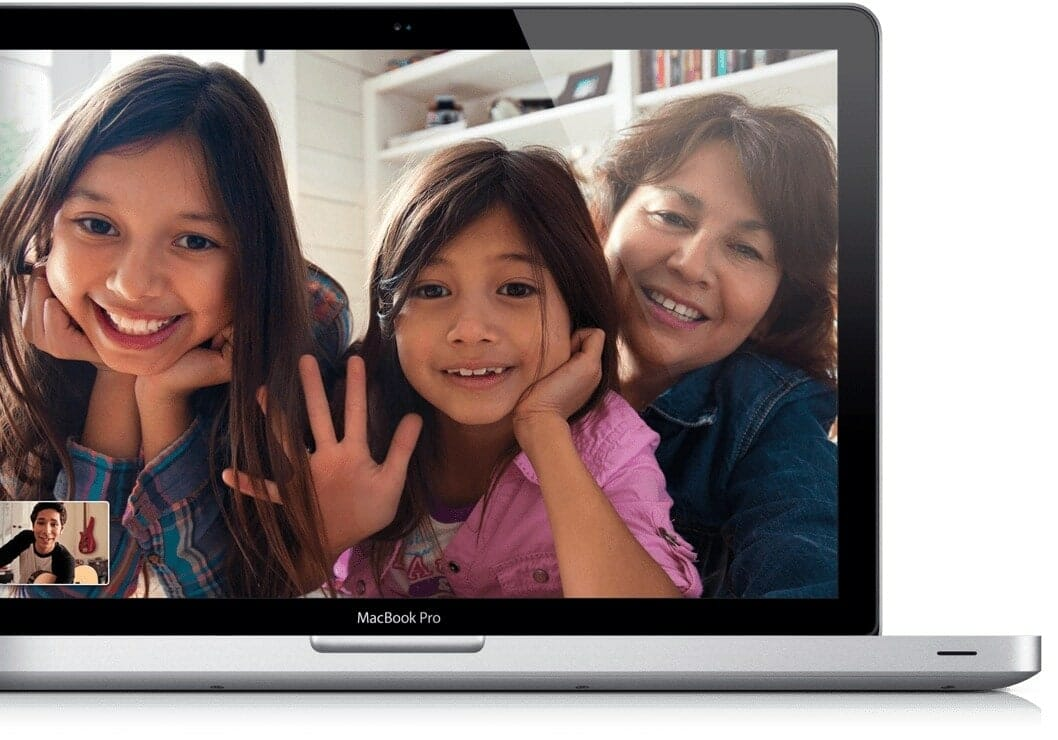 Poor FaceTime video quality on MacBook Pro with Retina Display
