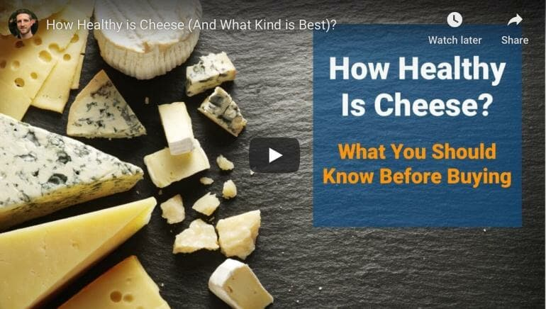 How healthy is cheese?