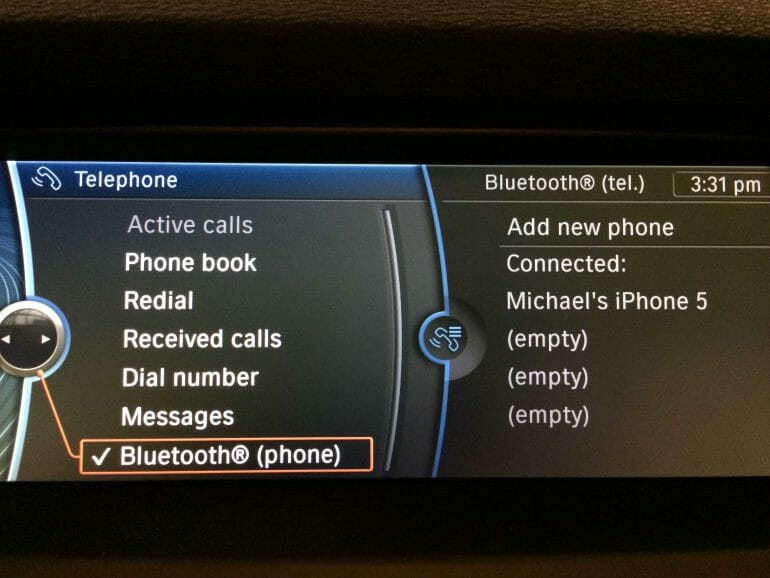 BMW Bluetooth audio issues with music streaming from iPhone