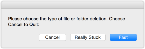 How to fix: Unable to empty the trash on a Mac