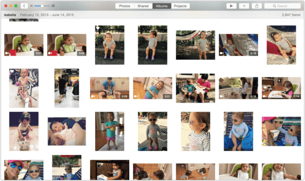How to Share iCloud Photo Libraries with family members