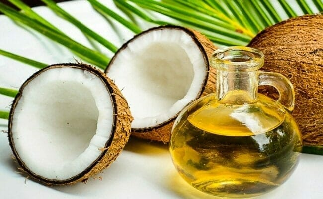 MCTs are usually derived from coconut fat.