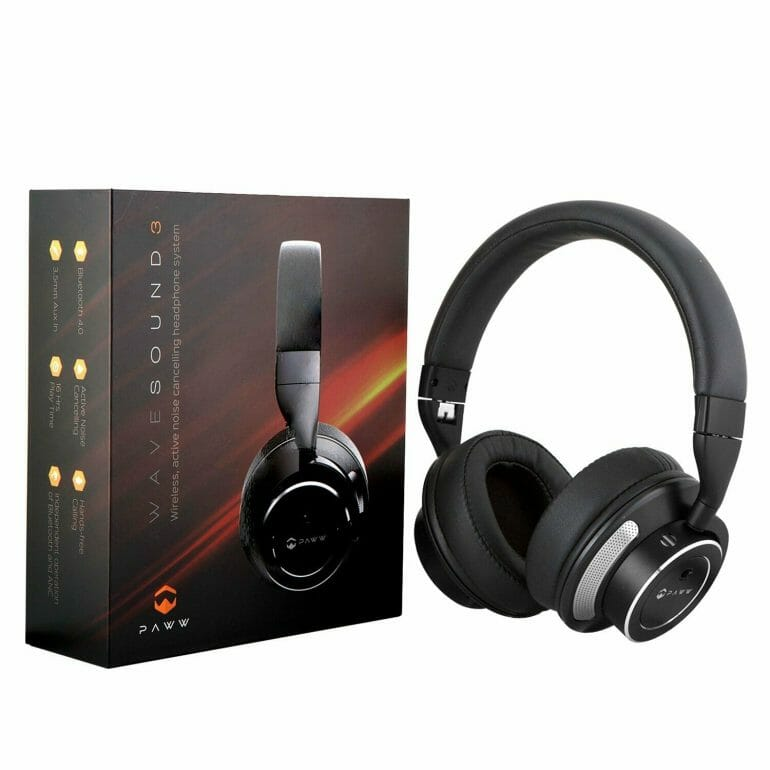 Paww WaveSound 3 Noise-canceling Headphones