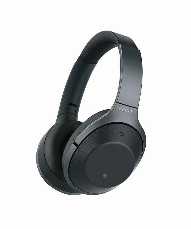 Sony WH-1000XM2 Noise-canceling Headphones