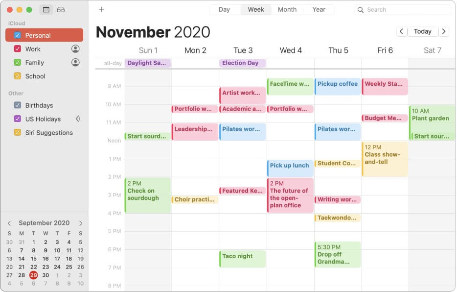 APPLE CALENDAR CAN'T SAVE EVENT TO EXCHANGE - FIX