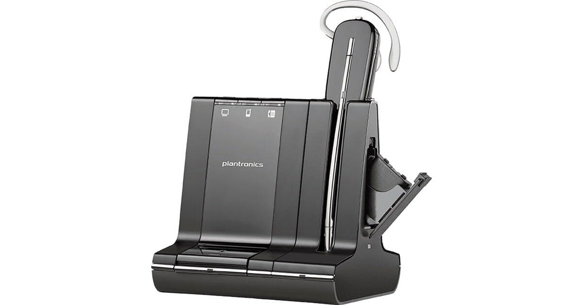 Review: Plantronics Savi W745 Wireless Headset