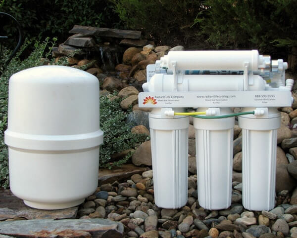 Radiant Life 14-Stage Biocompatible Water Purification System