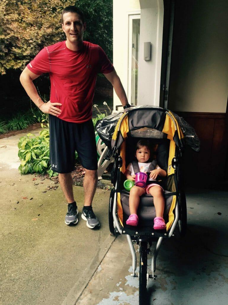 Review: BOB Ironman Running Stroller