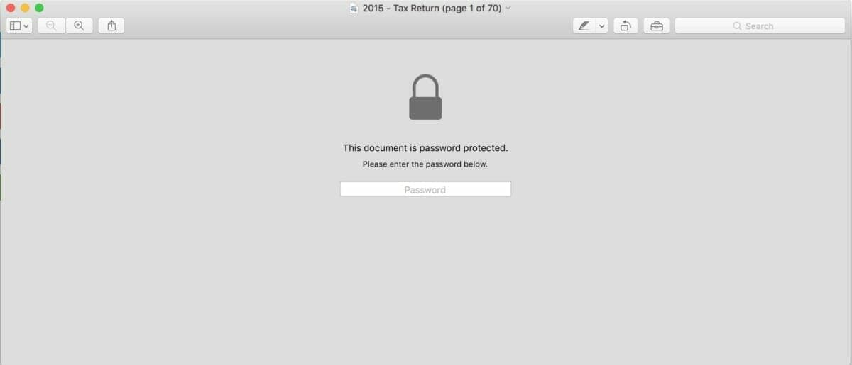 How to encrypt a PDF and redact sensitive information automatically