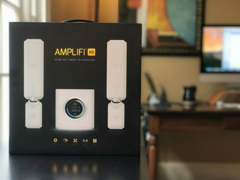 Is AmpliFi mesh networking technology better than your Wi-Fi router?