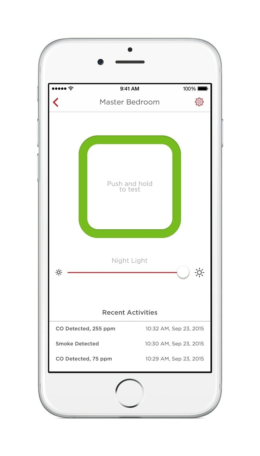 Review: HomeKit enabled smoke alarm from First Alert