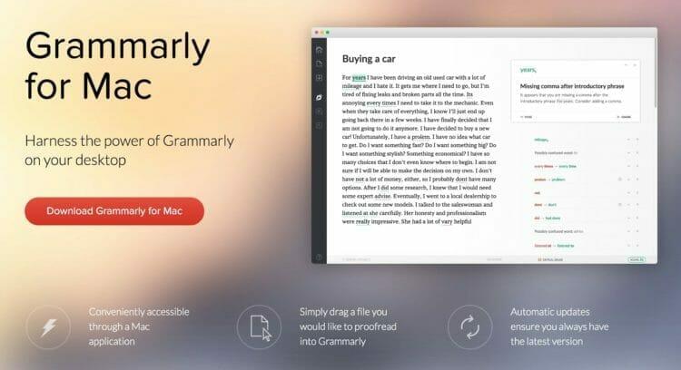 Grammarly - Advanced grammar and spell checker