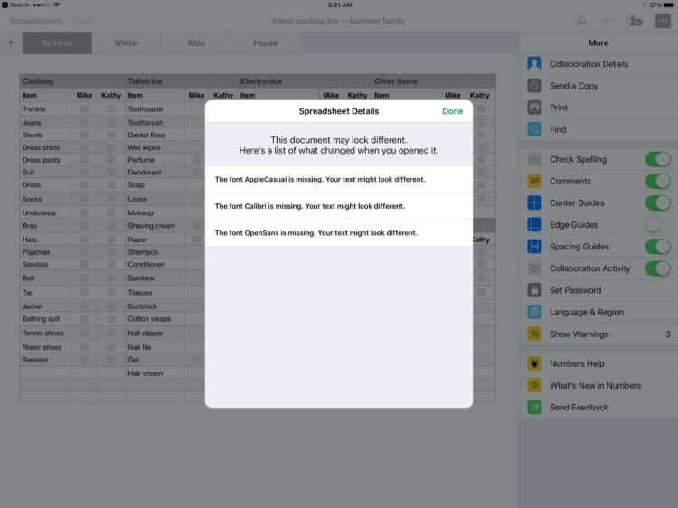 How to install fonts on iPhone or iPad using iFont