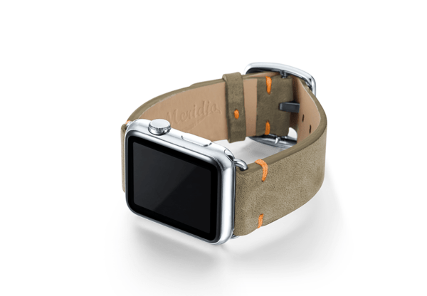 Dried Herb watch band by Meridio