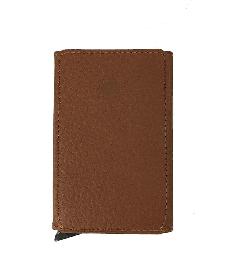 Review of minimalist wallets from Burkley, Joli, and ÖGON