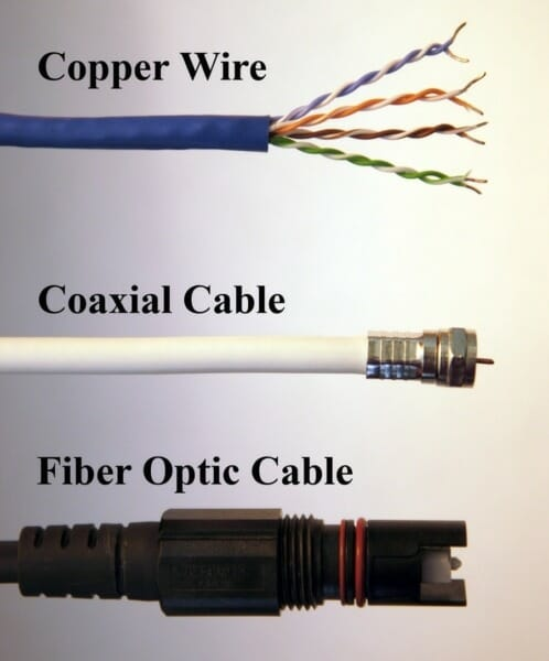 Different cable technologies