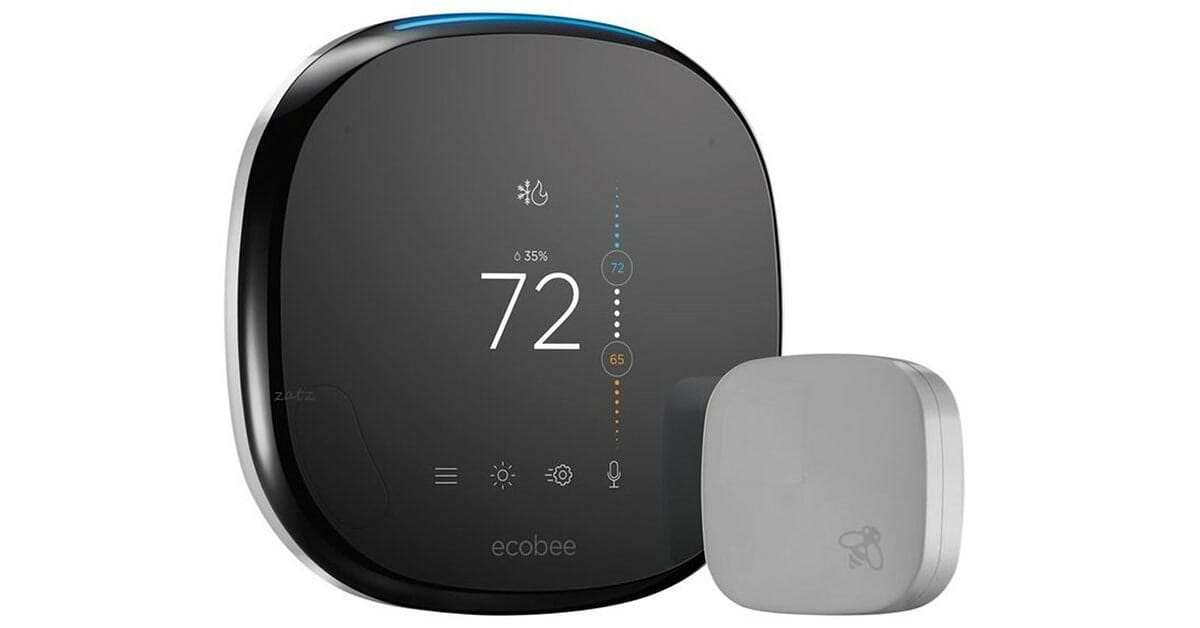 Ecobee4 Review And Comparison To Ecobee3