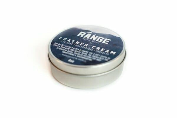 Range Leather Soap