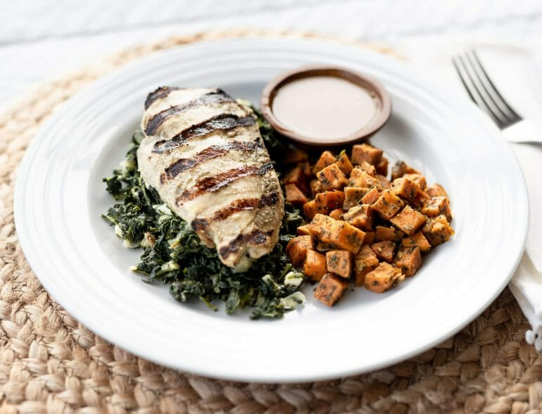 Factor 75 - Greek Chicken