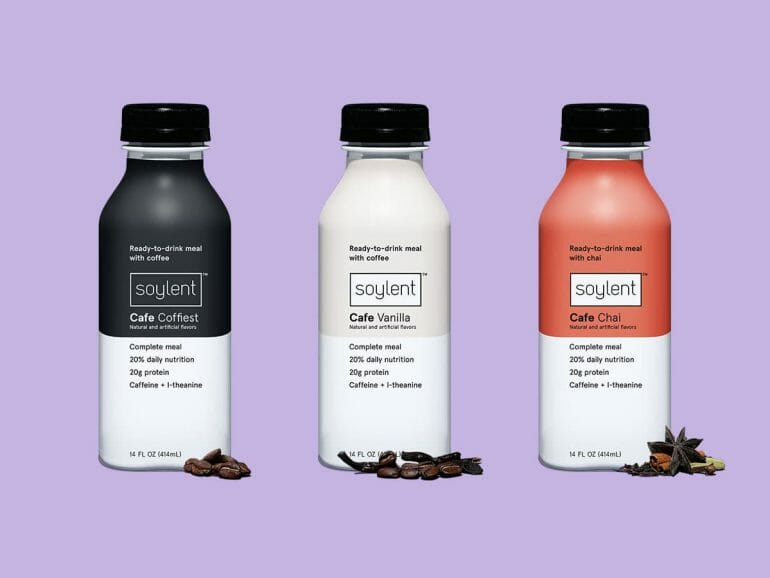 Soylent Café: Coffiest - Vanilla - Chai