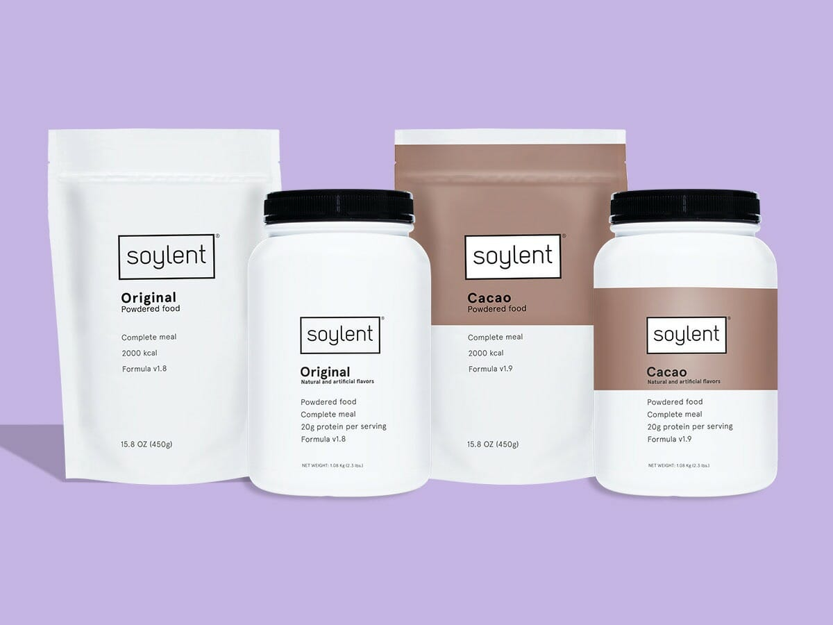 Soylent Powder: Original - Cacao