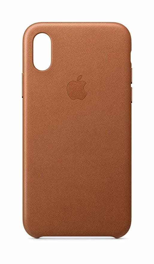 Apple Leather Case - Thin leather cases for iPhone XS