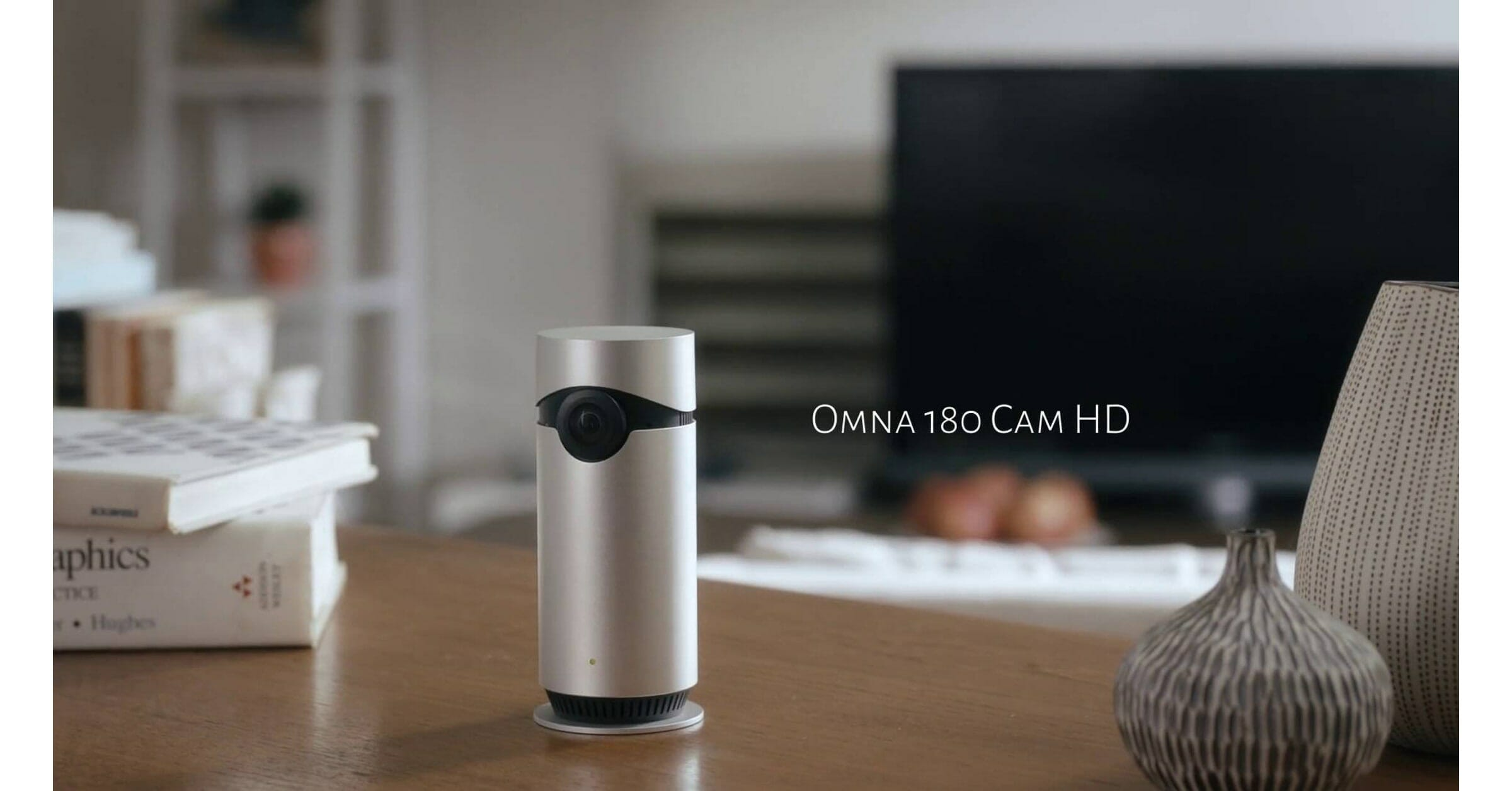 Home security camera review - D-Link Omna 180 Cam - Apple HomeKit