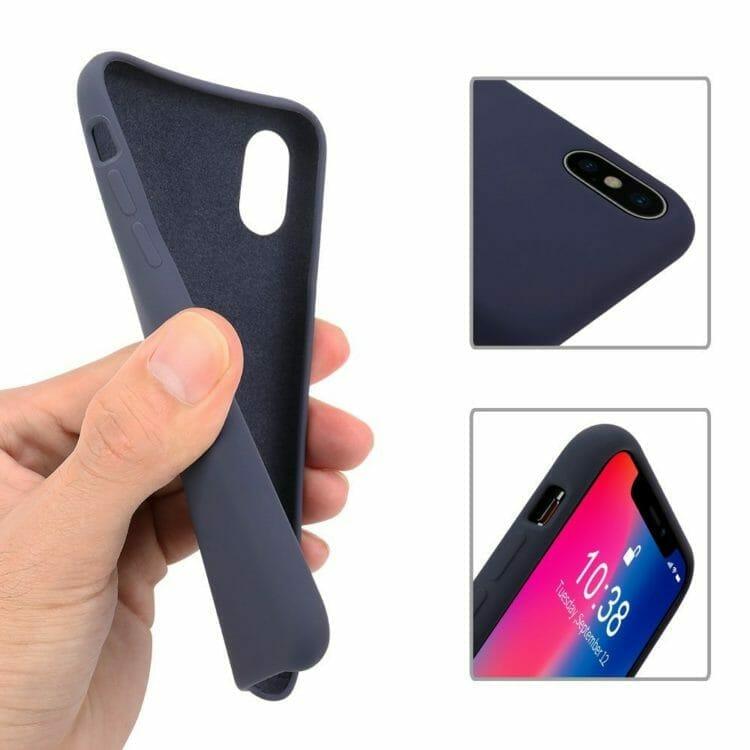 Jisoncase - Silicone Case is super flexible
