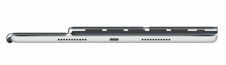 apple smart keyboard - profile