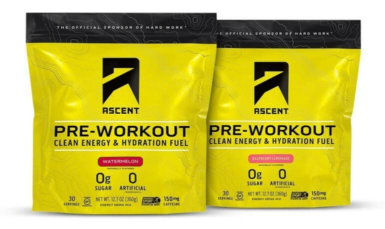 Ascent - Pre-Workout