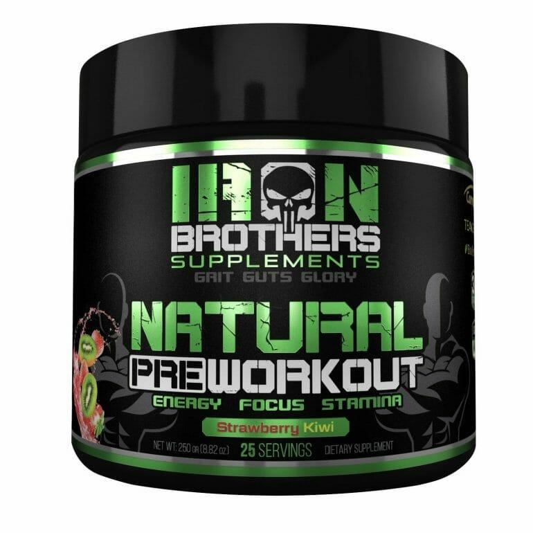 Iron Brothers - Relentless