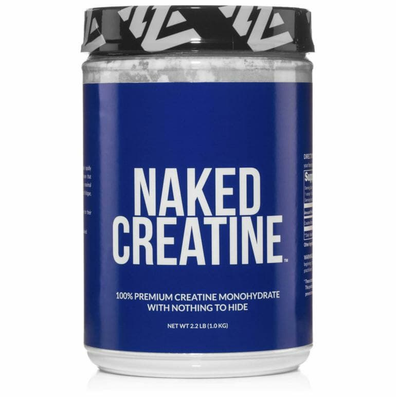 Naked Nutrition - Creatine Monohydrate