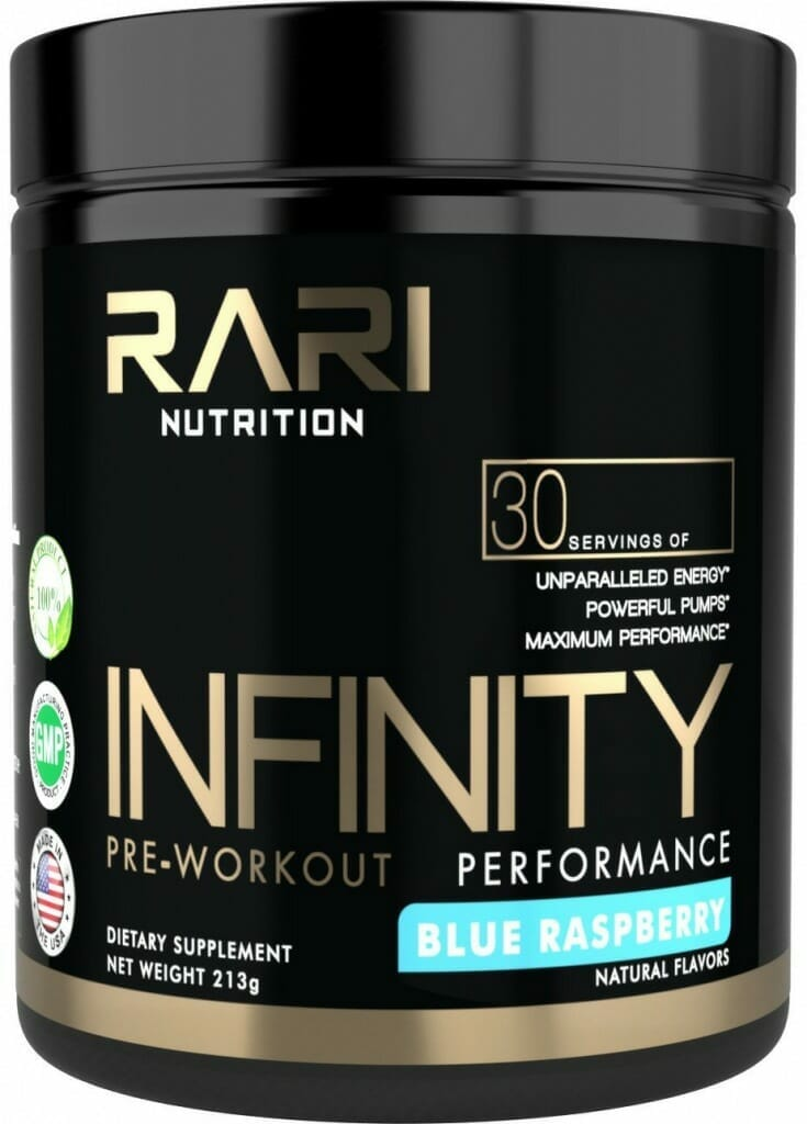 Rari Nutrition - Infinity Blue Raspberry