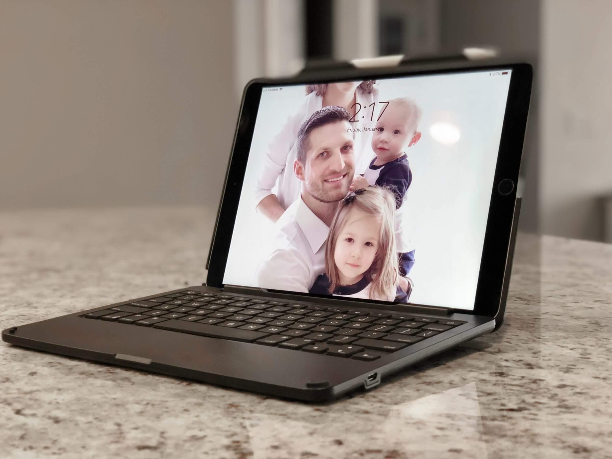 ZAGG Slim Book Wireless Keyboard