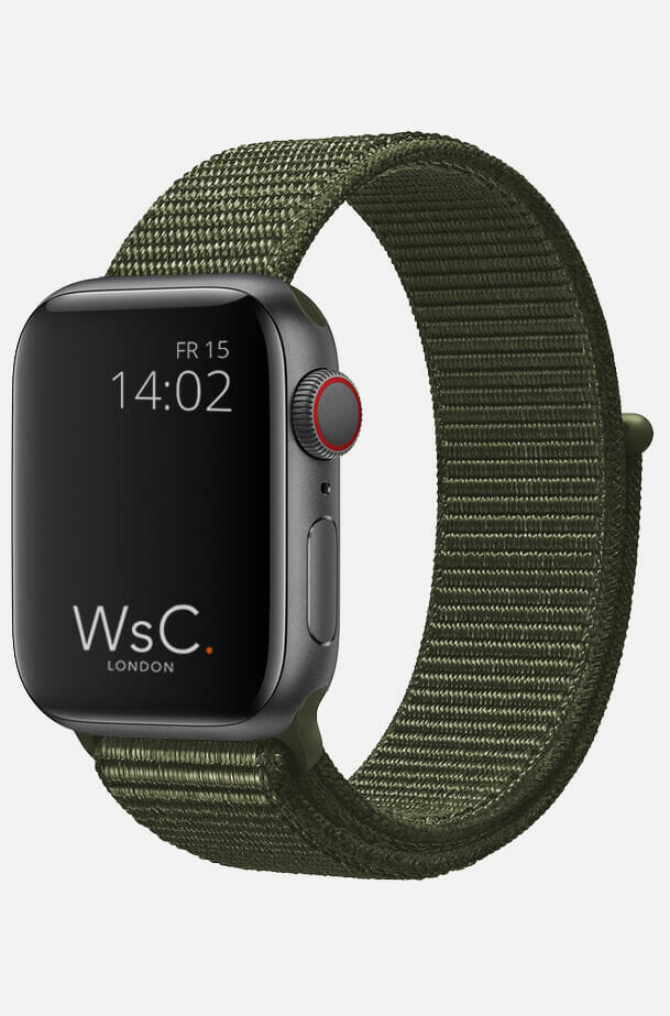 WsC Sport Loop – Khaki Green
