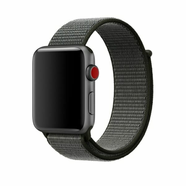 Apple Watch Sport Bands Review and third-party alternatives