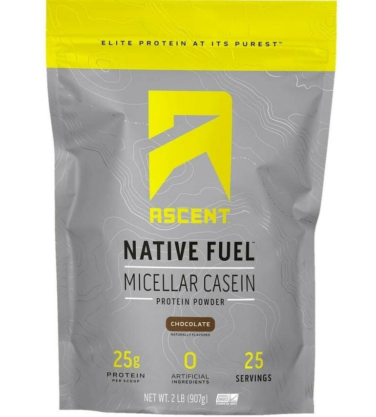Native Fuel Casein Protein - Best natural protein powders for building muscle and CrossFit