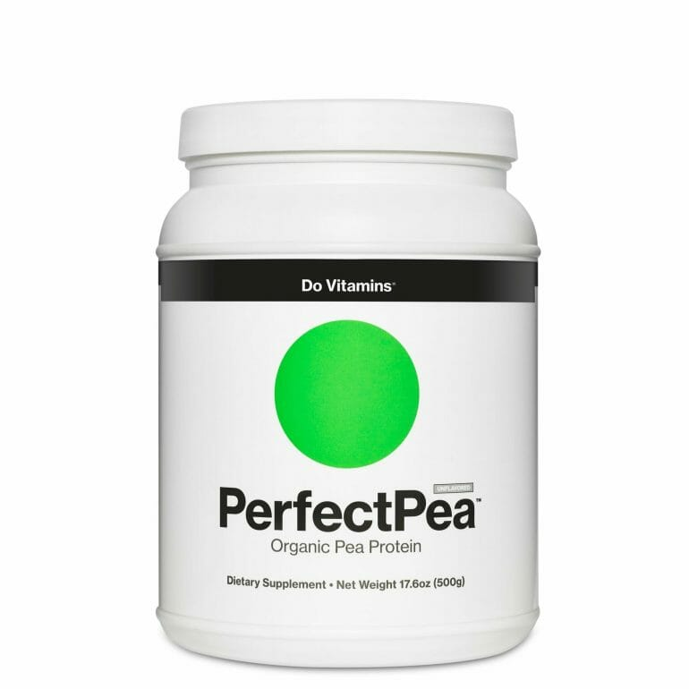 Do Vitamins PerfectPea