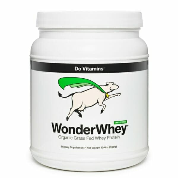 Do Vitamins WonderWhey