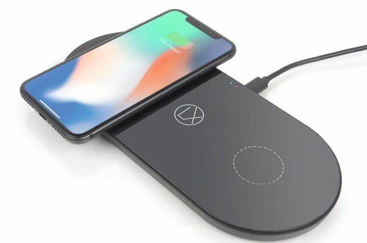 LXORY Dual Charging Pad