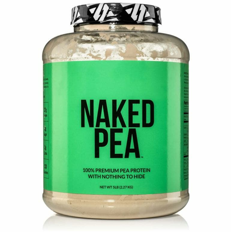 Naked Nutrition Naked Pea