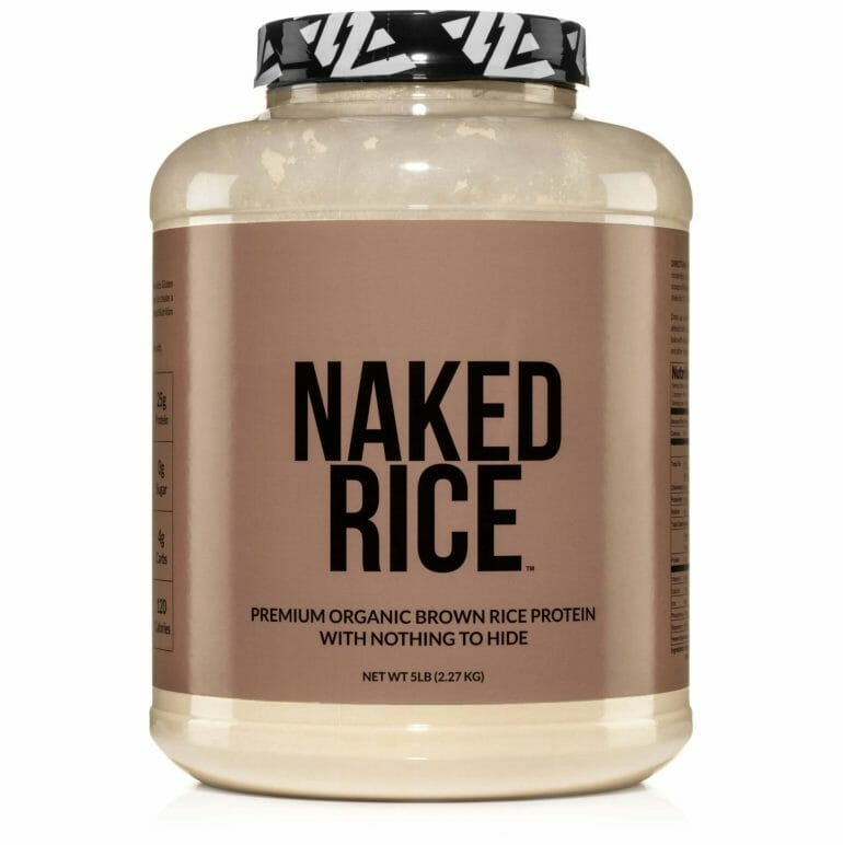 Naked Nutrition Naked Rice