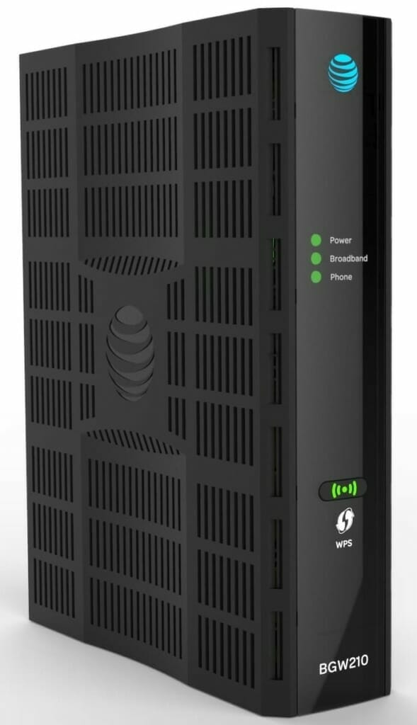 Arris BGW210-700 modem and router