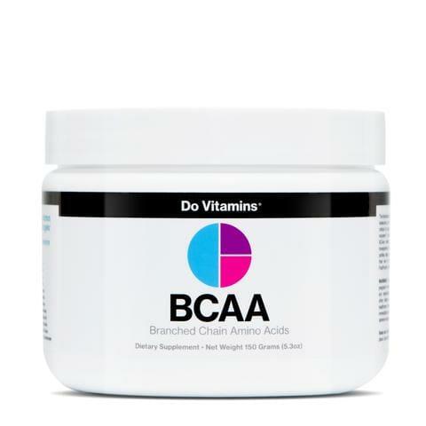 Do Vitamins BCAA Powder