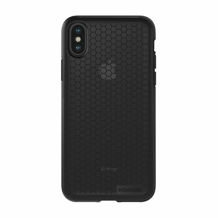 Nomad iPhone X Hexagon Case