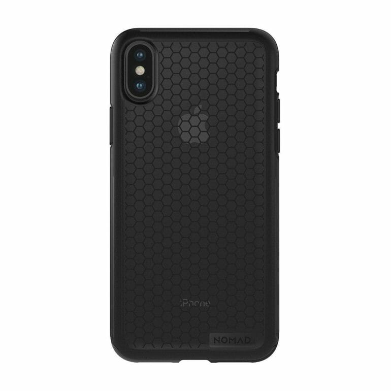 Nomad iPhone X Hexagon Case
