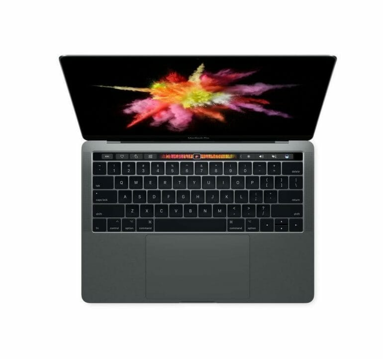 Apple 13-inch MacBook Pro with Touch Bar