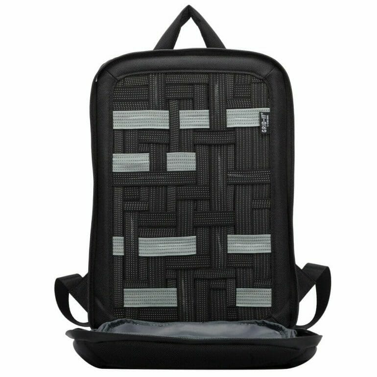 Grid-It! Organizational system of the Cocoon backpack