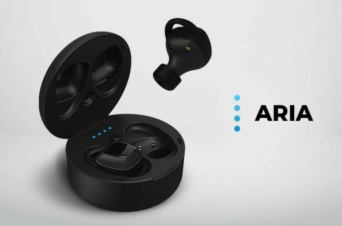 xFyro ARIA wireless headphones