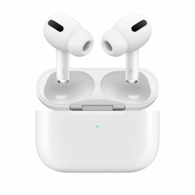 Apple AirPods Pro wireless workout headphones